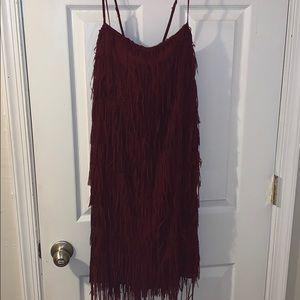 Nicole Miller flapper dress